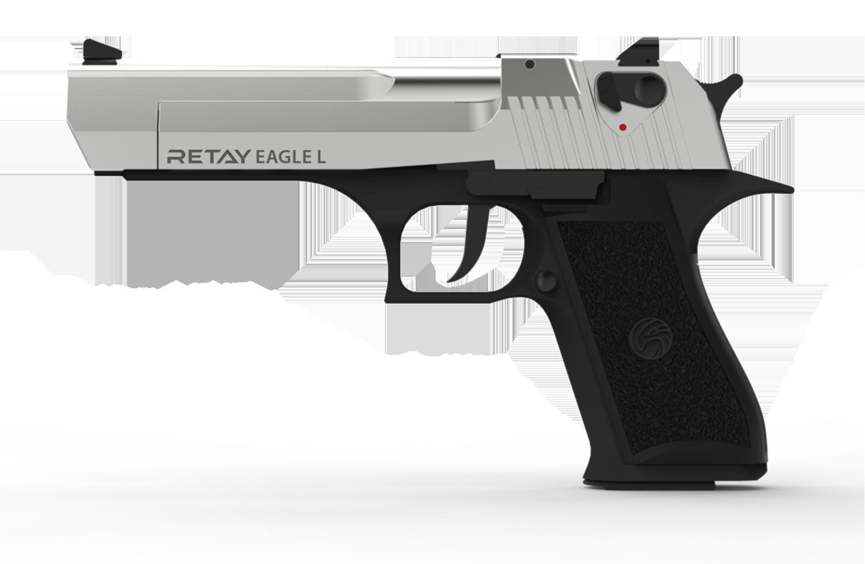 Retay Eagle L Chrome | Article No: L126143C 1192 1