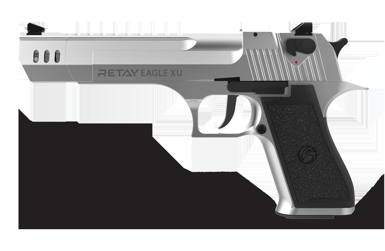 Retay Eagle XU .22LR  Chrome 4160 1