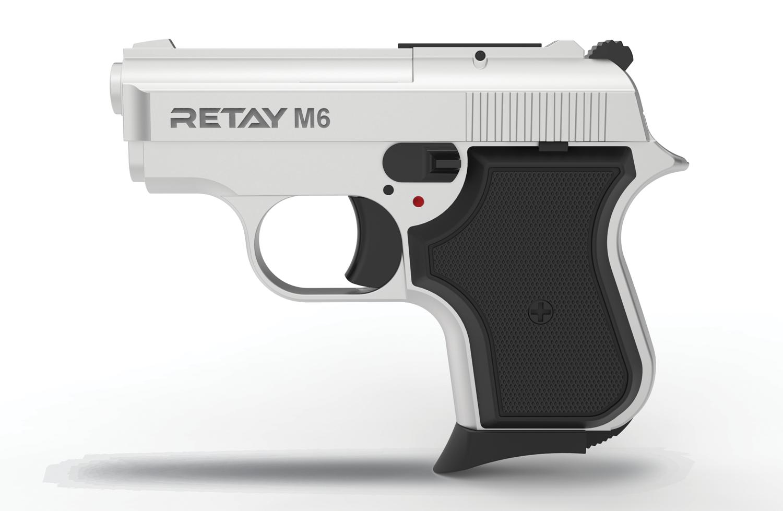 Retay M06 Chrome | Article No: W510209C 1142 1