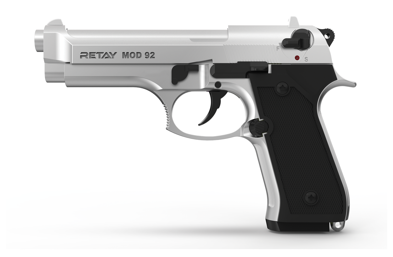 Retay Mod 92 Krom | Ürün No: S140110C 1091 1
