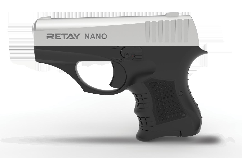 Retay Nano Chrome | Article No: L499120C 1122 1