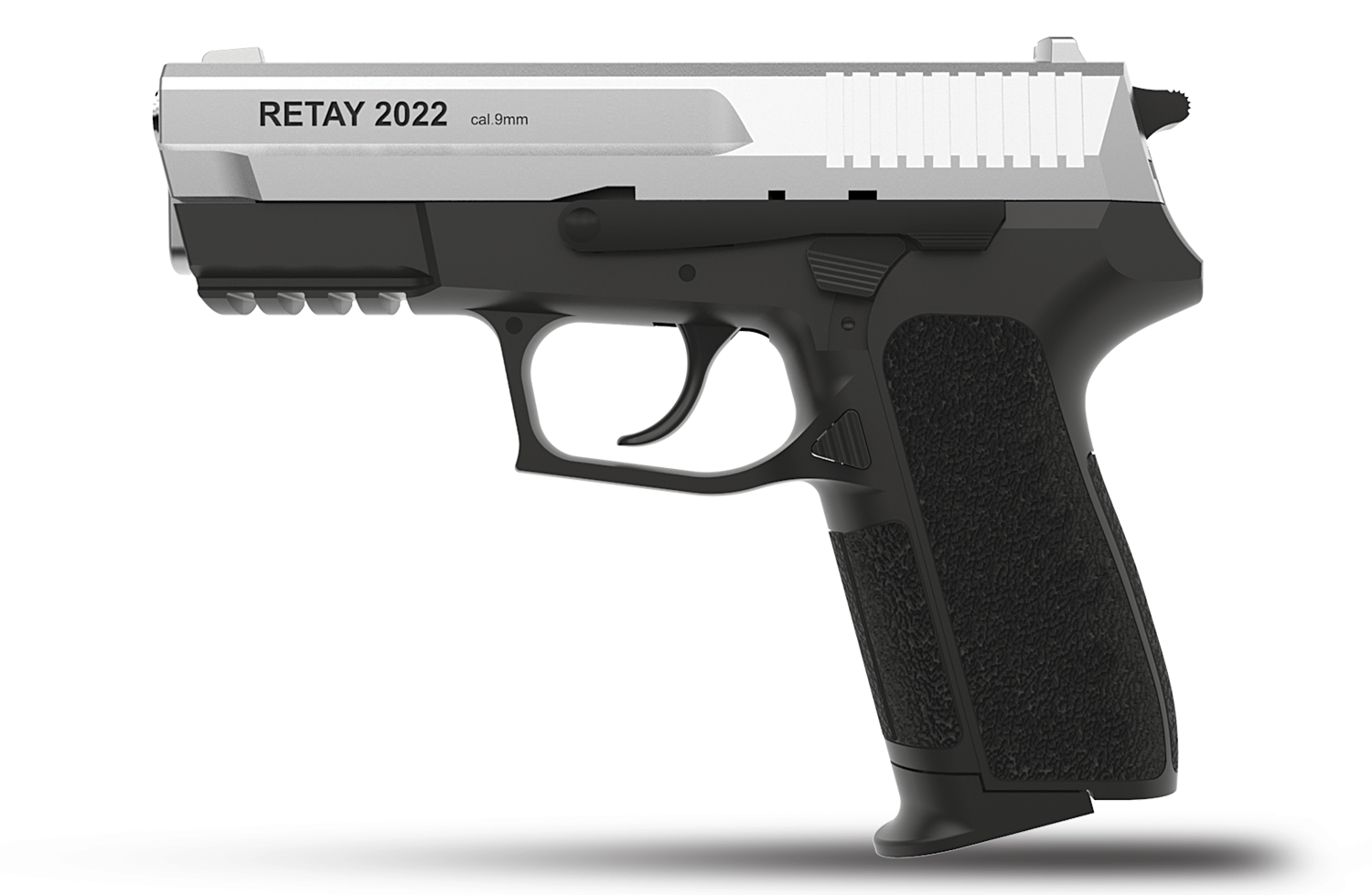 Retay S2022 .22LR  Chrome 4140 1