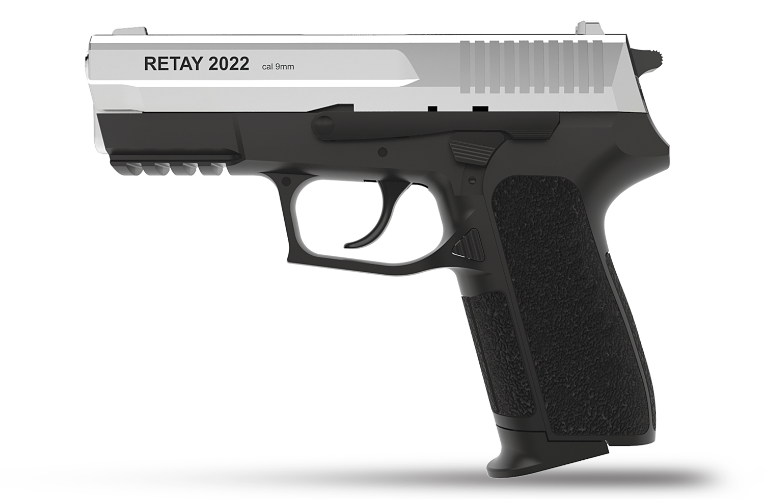 Retay Eagle S2020 .22LR Nickel 4134 1