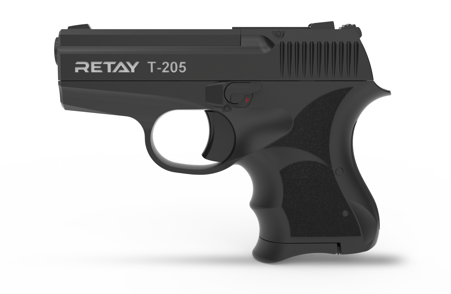 Retay T205 Black | Article No: E660333B 1130 1