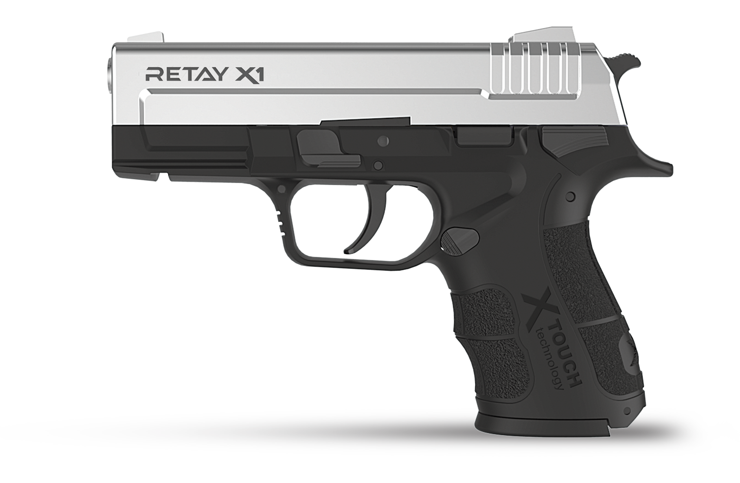 Retay X1 .22LR Chrome 4170 1